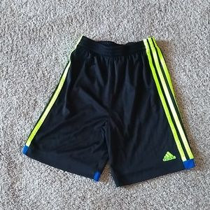 Adidas boys basketball shorts